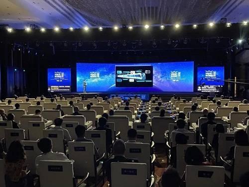 上海地铁亮相2020世界人工智能大会开幕式