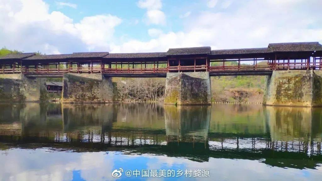 """""""中国廊桥史上的绝版""""遭洪水重创,全网寻找原木构建,最新进展来了!"""