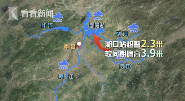杏悦:频|杏悦江西鄱阳湖预计将发生流域性大图片