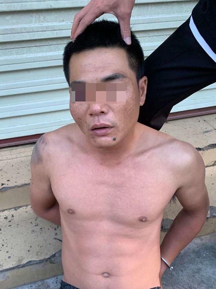 海口多家商行香烟被盗案告破 监控下疯狂偷烟的男子抓住了!