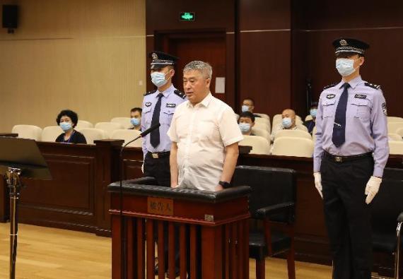 河北省人大常委会原副主任张杰辉受贿案一审宣判