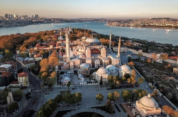 土耳其最高行政法院作出裁决!圣索菲亚博物馆或将改建为清真寺