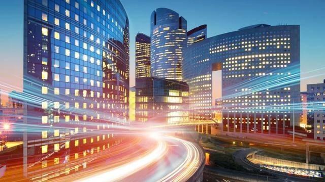 城市抢抓新基建机遇,创造智慧健康人文园区生态图片