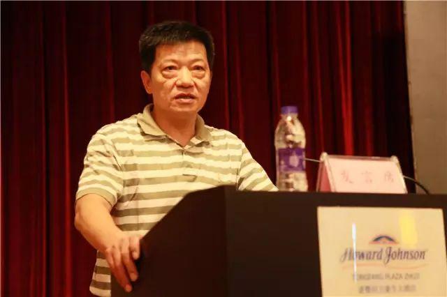 天富江省东天富联集团有限责任公司副总经理李孟春图片