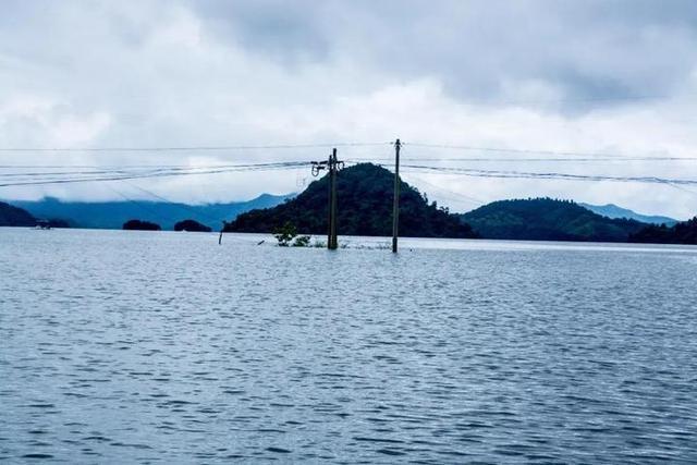 水位上升9米,登船码头被淹没!在千岛湖训练的水上运动队还好吗?