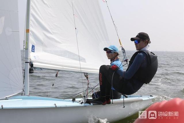 """乘风破浪的姐姐丨中国帆船史上最""""高龄""""女将:24年征服20万海里"""