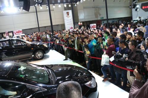 珠澳两地首次携手办车展 展位规模超2万平方米