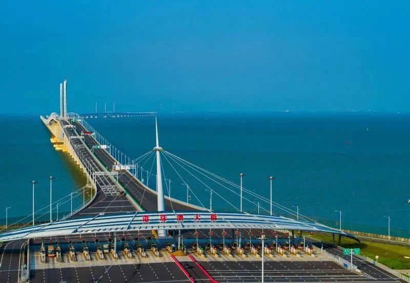 平均网速600M/S!港珠澳大桥实现5G网络全覆盖