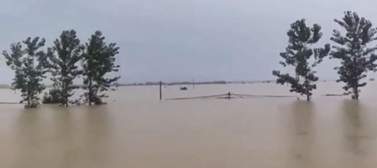 【杏悦】鄱阳莲湖乡孤岛救援洪峰来临时水位1小时杏悦图片