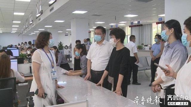 李长萍在不动产登记中心调研时强调 用心用情用力做好服务