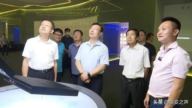 泰安:张涛率团赴重庆巫溪县考察对接东西部扶贫协作工作