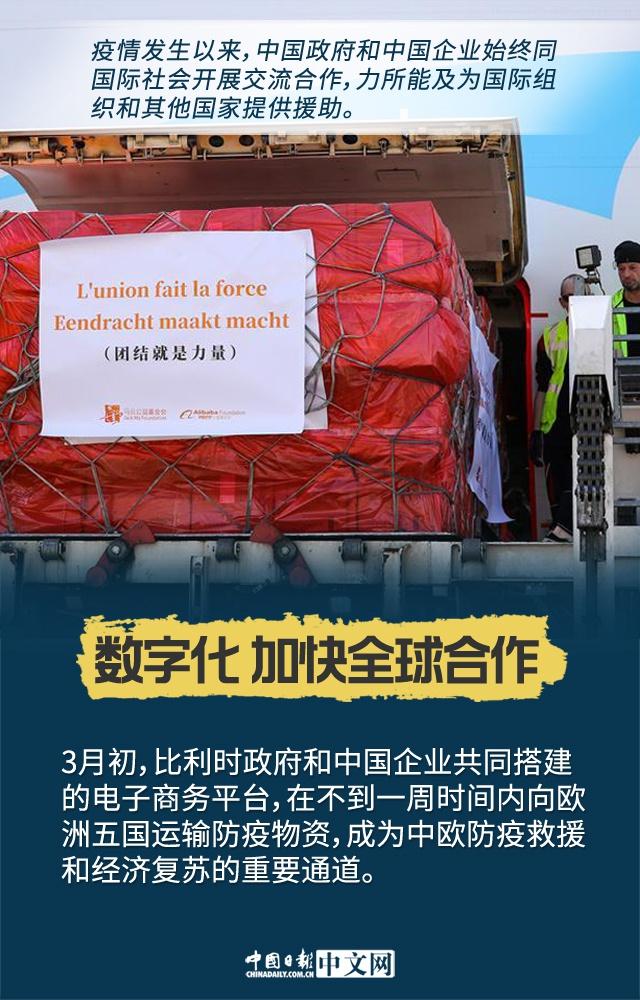 图说:中国数字化抗疫卓有成效 推动全球抗疫合作