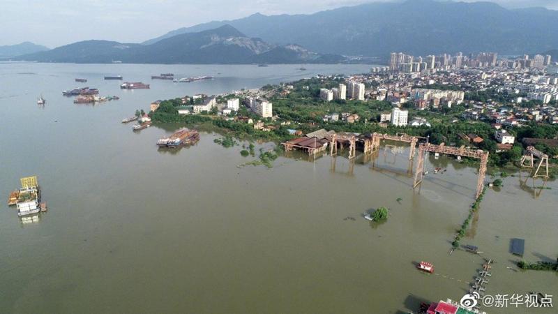 杏悦:鄱阳湖水域面积达近10杏悦年最大图片