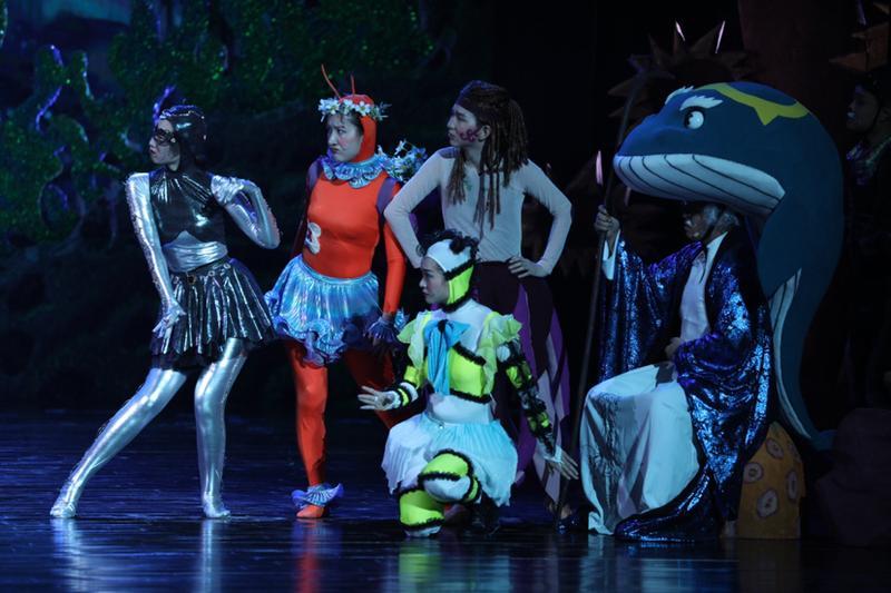 致敬抗疫一线战士!儿童剧《海洋总动员》在珠海首演