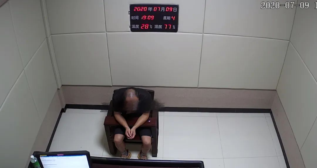 """虚构""""国家领导人到歙县视察洪灾""""信息,一男子被处罚"""