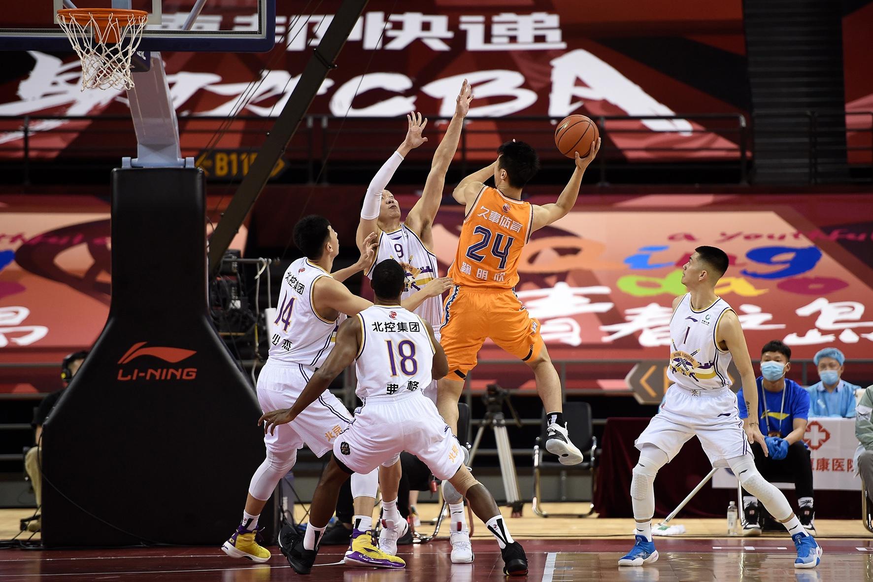 7分惜败于北控,但上海男篮的表现值得尊重
