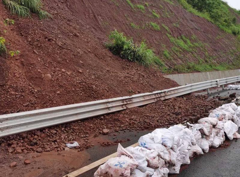 注意!S80古宜高速公路四川境内红军赤水河大桥至永乐收费站路段车辆无法正常通行