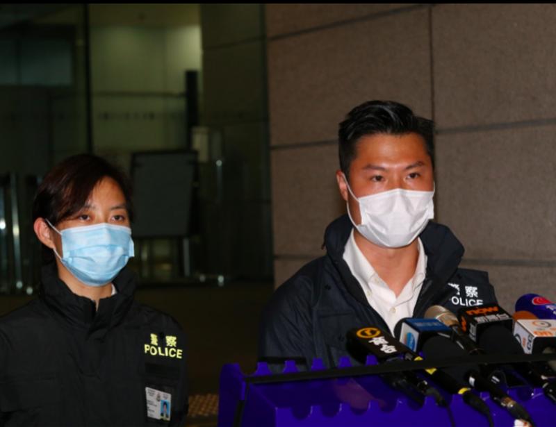 【自然科學】香港25歲男子砸自然科學3店身份查清圖片