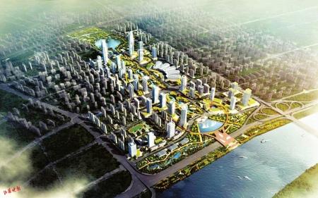 太原宝能城:赋能城市发展