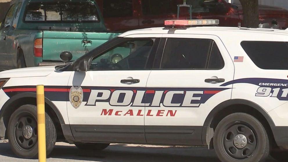 美国得州麦卡伦市发生枪击案 造成2名警员死亡