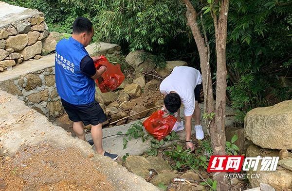 """郴州市生态环境局临武分局开展""""保护水源地·我们在行动""""主题活动"""