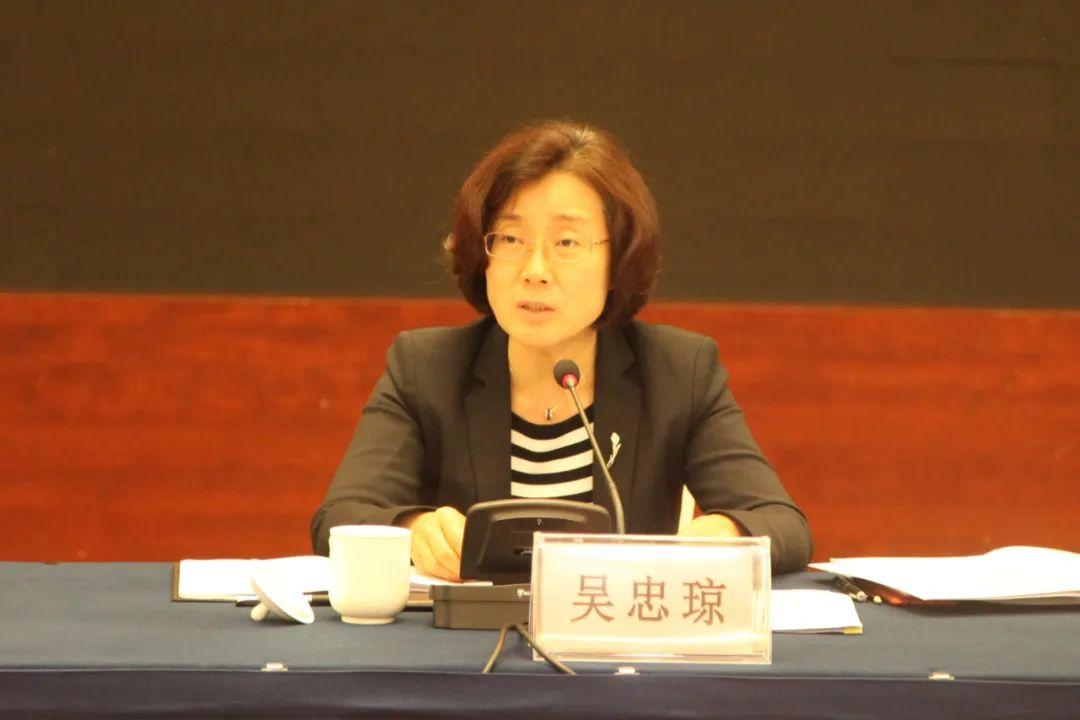 江西新晋女常委 曾是中组部选派的66名厅官之一图片