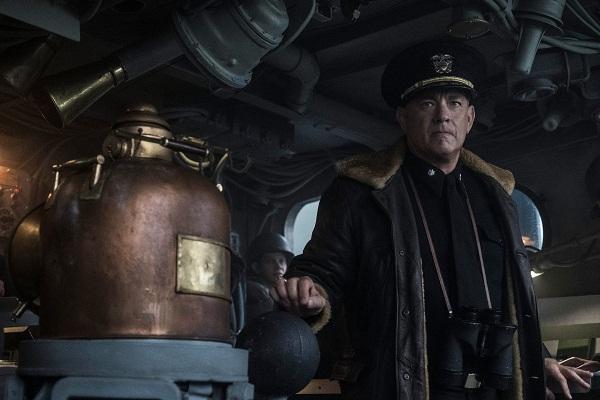 舰艇和潜艇怎么打?汤姆·汉克斯打给你看!