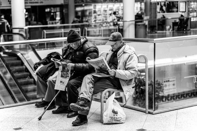 多伦多唐人街一代老移民的回忆