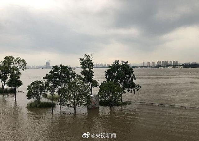 防汛形势严峻!南京河湖水位全面超警