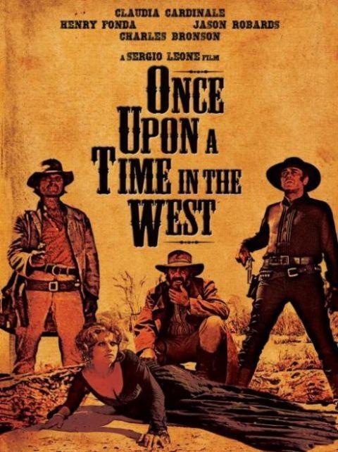为纪念作曲家莫里康内 电影频道播出《西部往事》