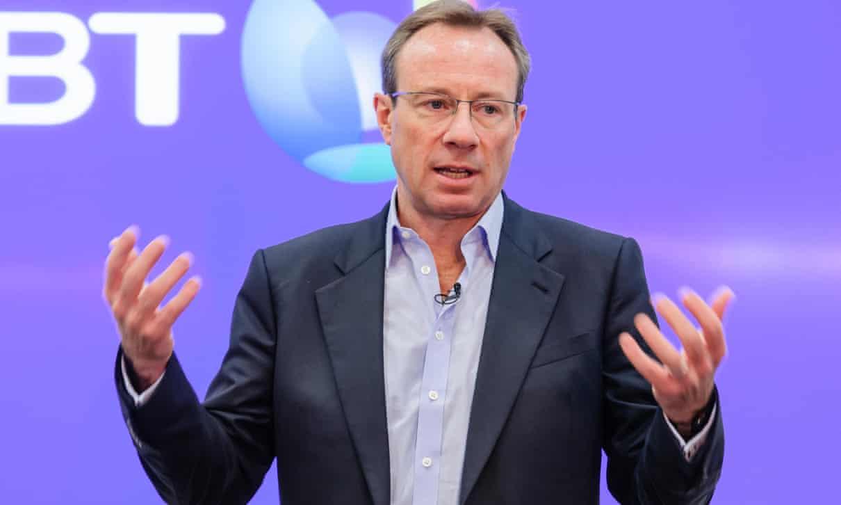 英国电信CEO:想完全禁用华为产