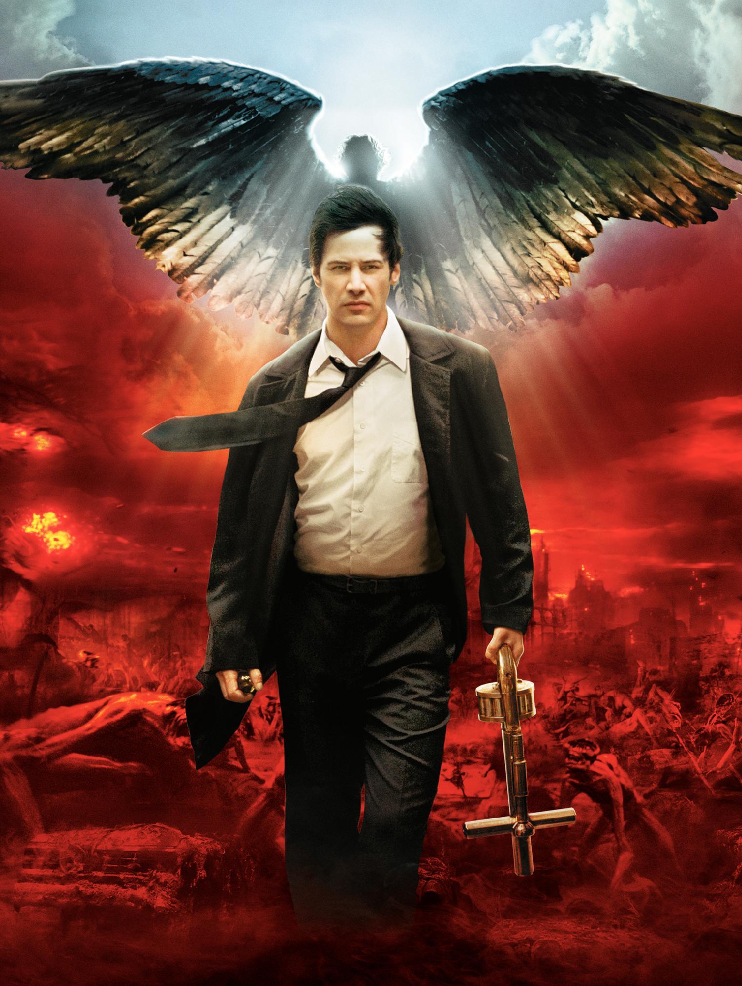 《地狱神探》上映15周年,基努·里维斯将现身线上漫展