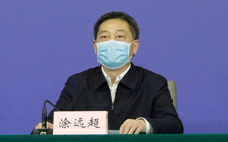 【杏悦】湖北省卫健委副主任涂远杏悦超拟获提拔图片