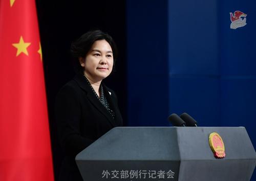 外交部回应美驻华使领馆安全提醒:美方做贼心虚