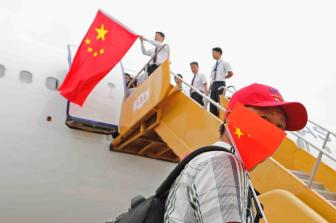 驻刚果(金)使馆慰问感染新冠肺炎的中国同胞