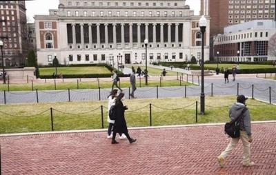 """美国际留学生政策""""一刀切""""引发巨震"""
