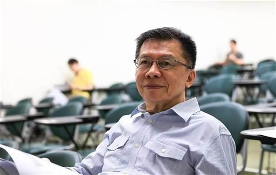 教国民党一招 沈富雄:恐会让民进党2024翻船