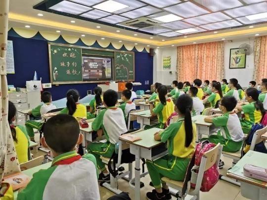 番禺区公办学校剩余积分学位81个,今明两天还可选填补录志愿