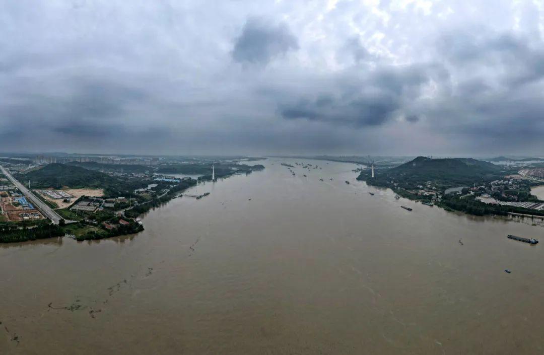 📍武汉汉南区军山大堤