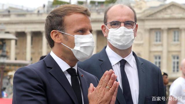 终于!法国总统马克龙宣布:公共场所必须佩戴口罩,8月1日起实施
