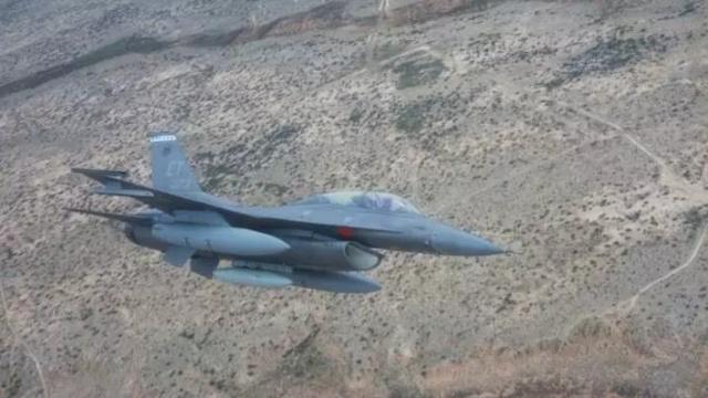 又一架F-16C坠毁,美空军5月以来已摔5架战机,安全状况堪忧