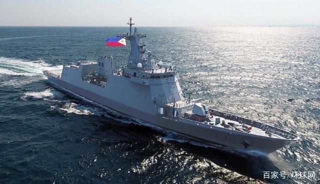 菲律宾首艘导弹护卫舰服役,计划出战环太军演,却不幸染上新冠裁