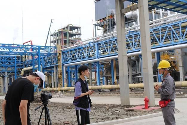 浙江传媒学院暑期实践深入杭州湾上虞经开区 走访关注外来务工人员生产生活
