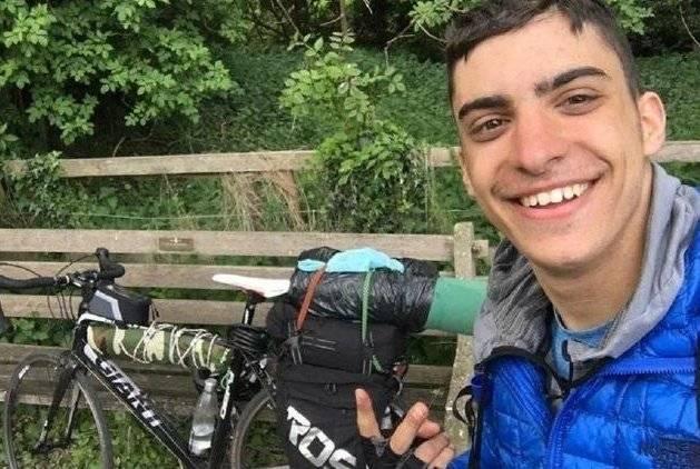 疫情之下,这个希腊小伙骑行48天,横穿半个欧洲回家