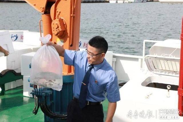 250万尾鱼苗放入黄海,检察公益诉讼助力海洋生态修复
