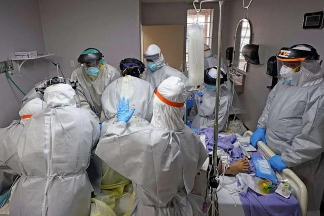 美退伍军人在伊拉克阿富汗服役后幸存 因不戴口罩确诊患新冠肺炎3天后去世