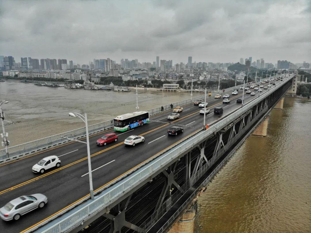 📍武汉长江大桥