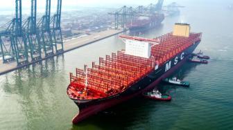 填补区域特种船舶生产空白 德赛船舶制造项目落户天津港保税区