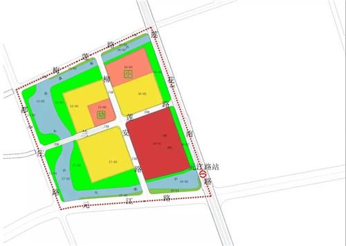 15号线上盖及沿线地块正在出让!未来将建成广场绿地、商品房、幼儿园、小学……