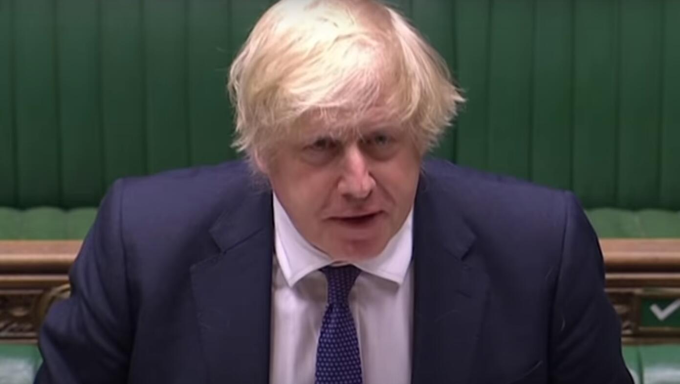 约翰逊敞开港人移民大门 英国智库不乐意了